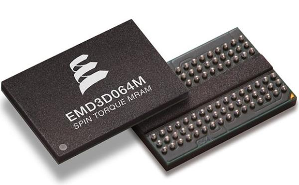 Everspin Technologies ST-MRAM