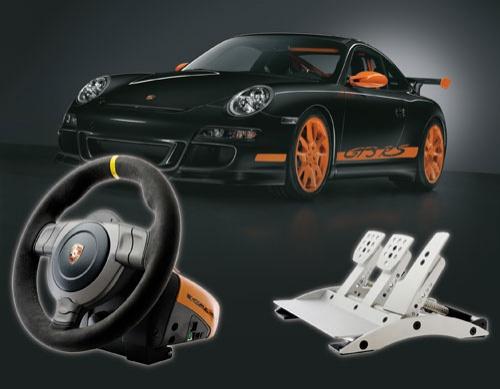 fanatec kondigt 911 gt3 racestuur aan. Black Bedroom Furniture Sets. Home Design Ideas