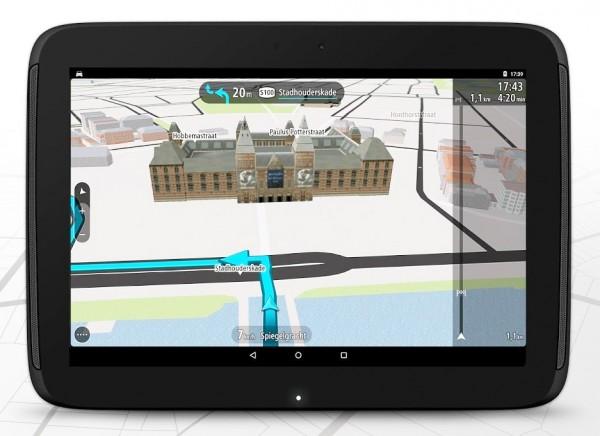 gratis tomtom go mobile app voor android. Black Bedroom Furniture Sets. Home Design Ideas