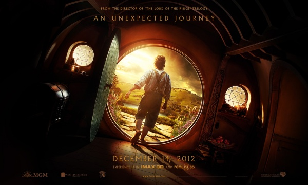Poster The Hobbit - An Unexpected Journey
