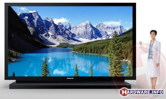 Ifa08 plasma tv prototypes bij panasonic - Meubilair tv thuis van de wereld ...