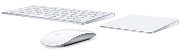 Vernieuwde iMac accessoires