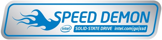 Intel Speed Demon banner