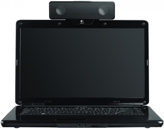 Logitech Lanceert Laptop Speaker Z205 Setje