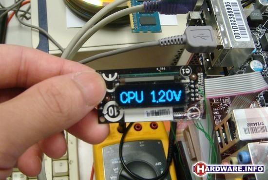 MSI's P45 display