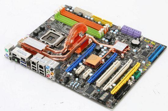 MSI P7N Diamond met 780i chipset