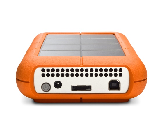 LaCie Rugged XL externe harde schijf