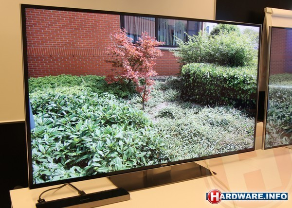 Samsung F9000 Upgradable Uhd Tv Preview