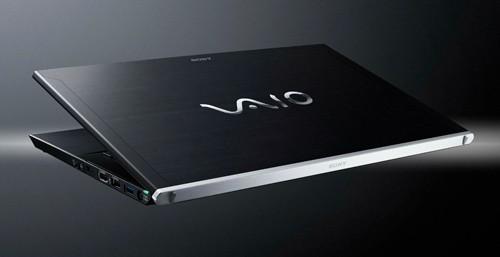 Nieuwe Sony Vaio Z