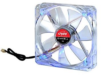 Spire Clearstar 1400 mm Blauwe LEDs