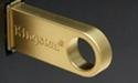 Gouden Kingston DataTraveller USB-flashdrives