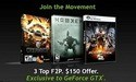 Nvidia competes with AMD through own 'Gear Up' games bundle