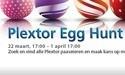Plextor Egg Hunt: doe mee en win!