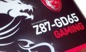 MSI's Z87-GD65 Gaming motherboard unveiled