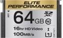 SDXC geheugenkaartjes van PNY schrijven met 65 MByte/s