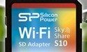 Silicon Power Sky Share S10 SD memory card with WiFi