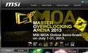 MSI website abused to spread virus