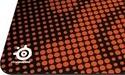 Ook 'Heat Orange' muis en muismat bij SteelSeries