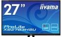 Twee nieuwe monitoren bij Iiyama; 19,5- en 27-inch