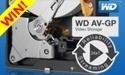 WD AV harddisks: continu paraat. Ervaar het zelf!