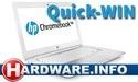 Win een HP Chromebook 14: Quick Win voor jou & HWI!