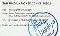 Samsung stuurt uitnodigingen voor Unpacked 5 evenement