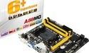 Micro-ATX moederbord van Biostar met A88X chipset