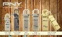 Altijd een USB-stick bij de hand met de Hook-serie van PNY