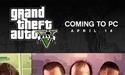 Rockstar stelt GTA V voor PC weer uit: 14 april