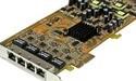 [Pro] 4-poorts gigabit-Ethernetadapter met PoE+ van StarTech.com