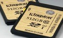 Kingston SDXC-geheugenkaartje met 512 GB
