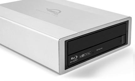Externe Mercury Pro optische drives bij OWC