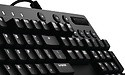 Logitech gaat G610 weer uitrusten met Cherry MX-switches