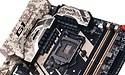 Gecamoufleerd X170-Extreme ECC-moederbord met C236-chipset bij Gigabyte