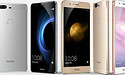 Honor 8-smartphone met dual-camera gelanceerd
