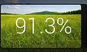 Xiaomi onthult ook Mi MIX met 91,3% screen-to-body ratio