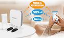 Eminent presenteert EM8615 WiFi/SMS/GSM alarmsysteem