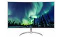 """Gebogen 40"""" Philips-monitor met 4K-resolutie nu verkrijgbaar"""
