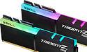 G.Skill brengt Trident Z RGB-geheugen uit in modules van 16 GB op 3.333 MHz