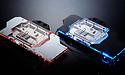 Phanteks introduceert nieuwe Glacier G1080Ti waterblok voor Asus Strix en Gigabyte Gaming OC