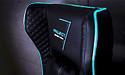 Aerocool heeft op Computex eerste gamestoel met lichteffecten