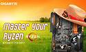 Gigabyte organiseert overklokwedstrijd voor Ryzen