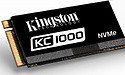 Kingston SSDNow KC1000 PCI-Express NVMe-SSD's gepland voor volgende maand