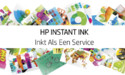 HP presenteert Instant Ink-abonnement
