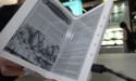 """SID: E Ink demonstreert diverse panelen en 10,3"""" opvouwbare e-reader"""