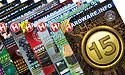 15 jaar Hardware.Info Magazine - Nu 15 nummers voor € 49,50 én maak kans op tientallen prijzen!