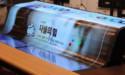 LG Display trekt sluier van flexibel en transparant 77-inch OLED-scherm
