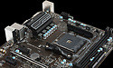 MSI komt met micro-ATX-moederbord met A320/B350-chipset