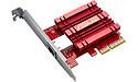 Asus lanceert XG-C100C: 10 GbE-adapter voor €100