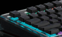 Toetsenbord met mechanische, capacitieve toetsen bij i-Rocks